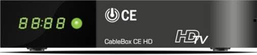 Settopbox CableBox CE HD